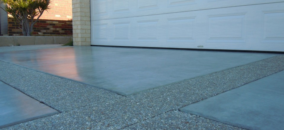 Professional Concreting Services Perth Decorative